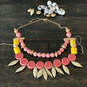Anthropologie necklace broken